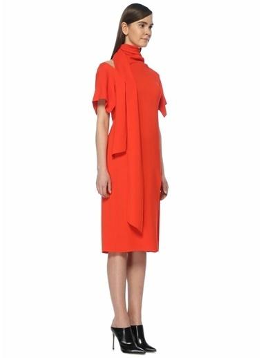 Monse Elbise Kırmızı